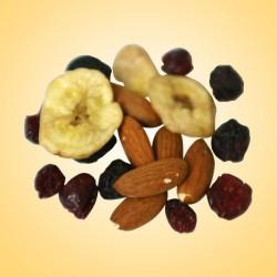 Směs ovoce a pražených mandlí 500g