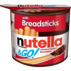 Nutella&Go Breadstick.52g