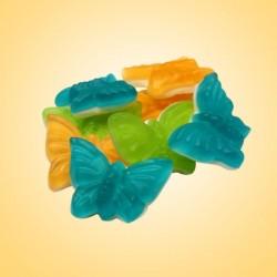 Ovocné želé motýlci 1000g