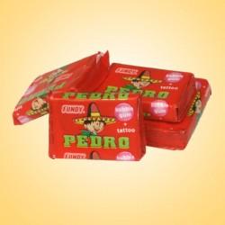 Pedro - Tradiční žvýkačky s tetováním 12x5ks