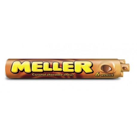 Meller Caramel Chocolate 6x38 g