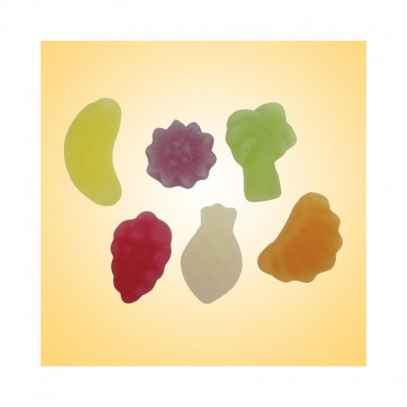 093 - Tropical mix 1000g - ovocné želé