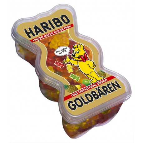 Haribo Goldbaren dóza 450g