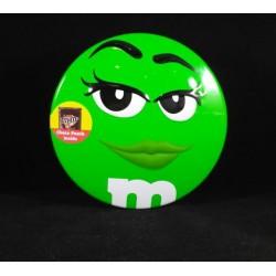 M&M čokoládové dražé 200g v dóze - zelená
