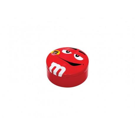 M&M čokoládové dražé 200g v dóze - červené