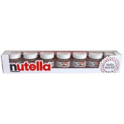 Nutella World 7 x 30g