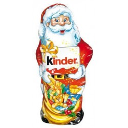 Vánoční figurka Kinder Mikuláš 110g