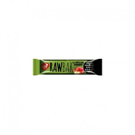 100 - RawBar jablko se skořicí 25ksx18g