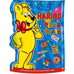 Haribo Pick Party Pouch Minis 748g