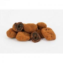 114 - Datle v hořké čokoládě a skořici 500g