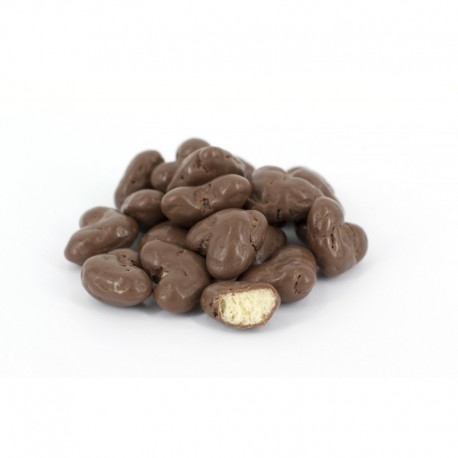 115 - Srdíčka v mléčné čokoládě 300g