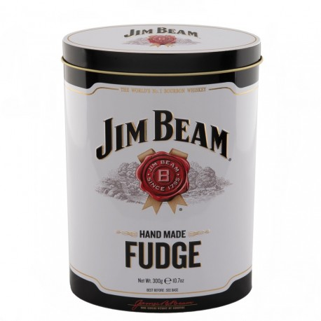 JIM BEAM 300g fudge bonbóny (plech)