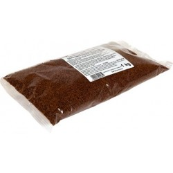 Cukrářský posyp rýže tmavá 1kg