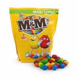 M&M Peanut Maxi Pouch 440 g
