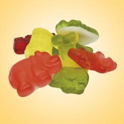 Želé ovocný mix 1000g