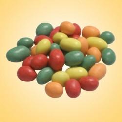 Barevné arašídy v cukru 500g
